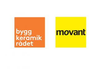 Logotyp BKR och Movant