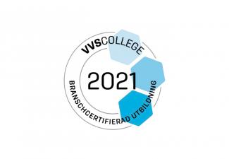 Movant Lund godkänd som VVS-college 2021