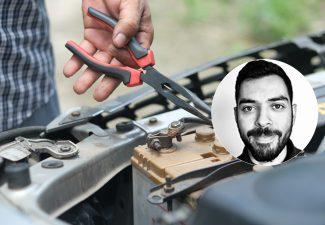 Halmstads fordonslärare Ali om det bästa med att komma tillbaka från semestern