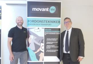 Movant startar två nya YH-utbildningar i Göteborg och Malmö