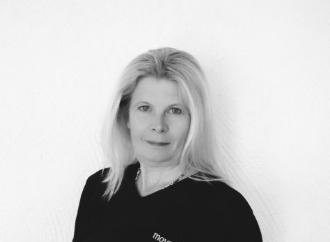 Porträtt Petra Rydbacken