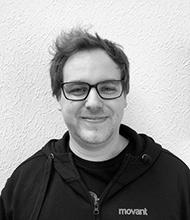 Porträtt Gustaf Jelmlin