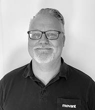 Porträtt Magnus Ljungberg
