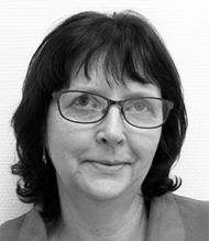 Porträtt Ingela Rosander