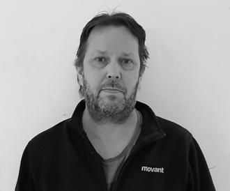 Porträtt Mats Lundin