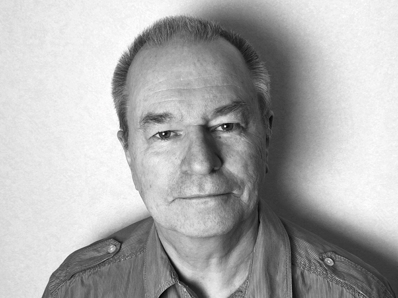 Porträtt Anders Johansson