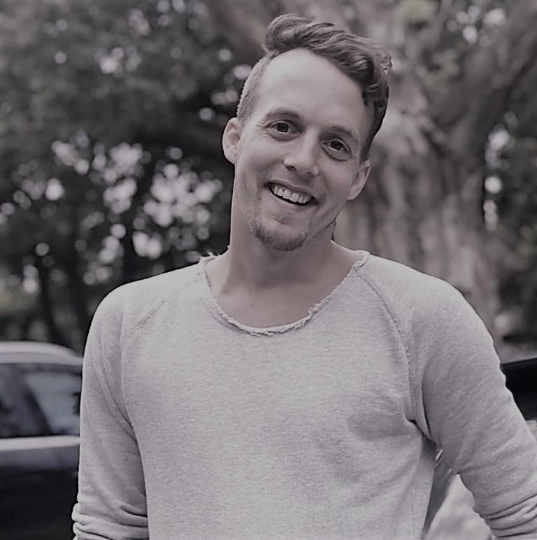 Porträtt André Svensson