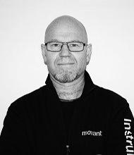 Porträtt Mikael Boström