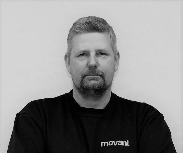 Porträtt Magnus Andersson
