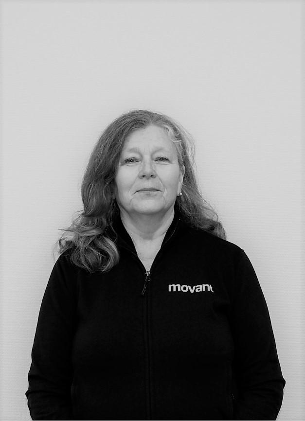 Porträtt Ulla Pierrou