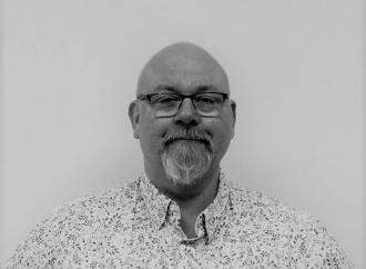 Porträtt Mikael Östh