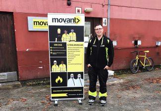 Movant Säkerhetsutbildningar anordnar instruktörsvecka i Haninge