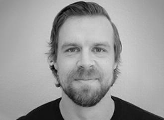 Porträtt Gustav Söderholm