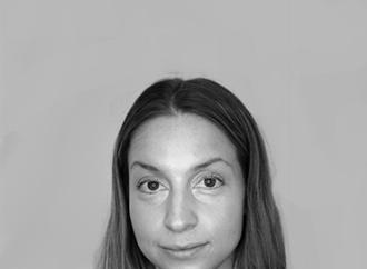 Porträtt Isabelle Saracco