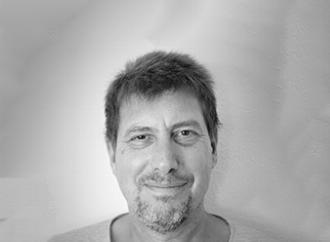 Porträtt Leif Johnsson