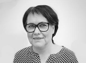 Porträtt Lena Ekblom