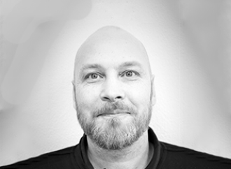 Porträtt Ulf Wibäck