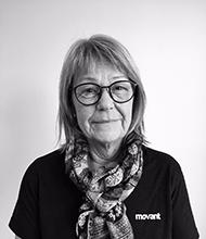Porträtt Anita Sjunnesson