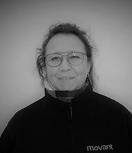 Porträtt Erika Olsson