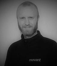 Porträtt Niklas Nordström