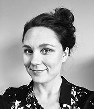 Porträtt Sanna Nygård