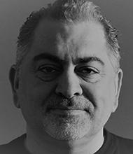 Porträtt Sinan Zakholy